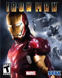 Jogo Iron Mancom Crack Pc