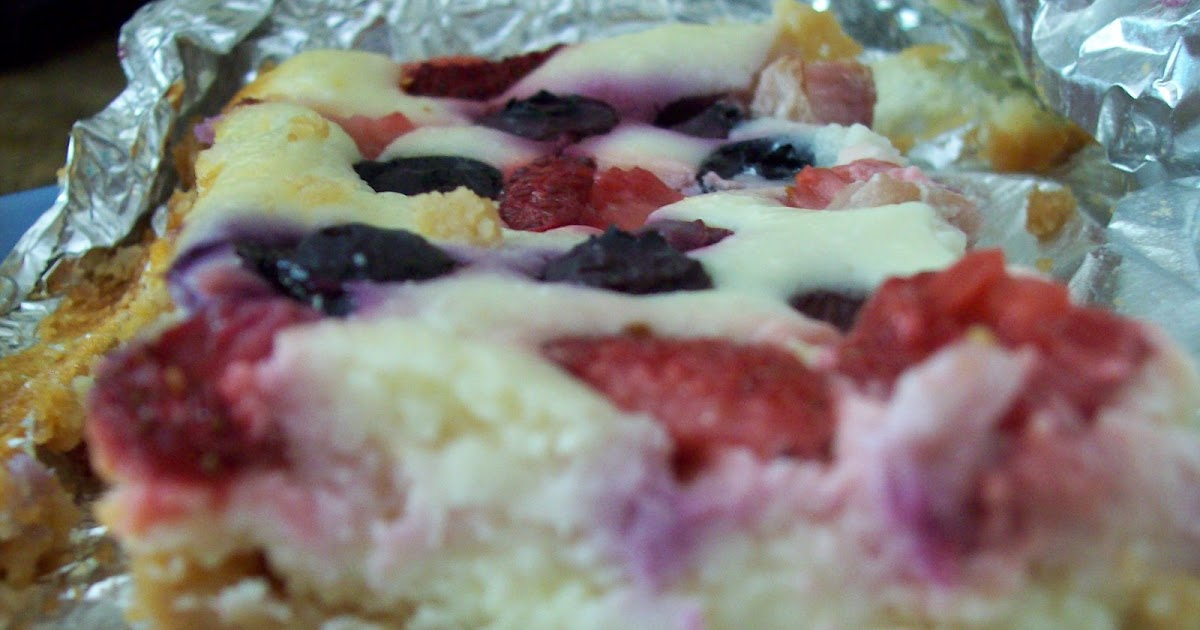 Gluten Free in Cleveland: Red, White, & Blueberry ...