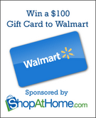 Couldn't you use a 100.00 Gift Card to Walmart this Holiday Season?