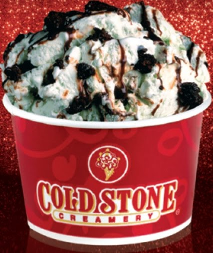 image about Cold Stone Printable Coupon identified as Chilly Stone Creamery Coupon Preserving Household