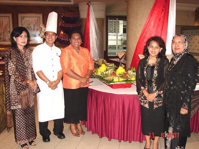 indonesia food festival yangon agustus 2007