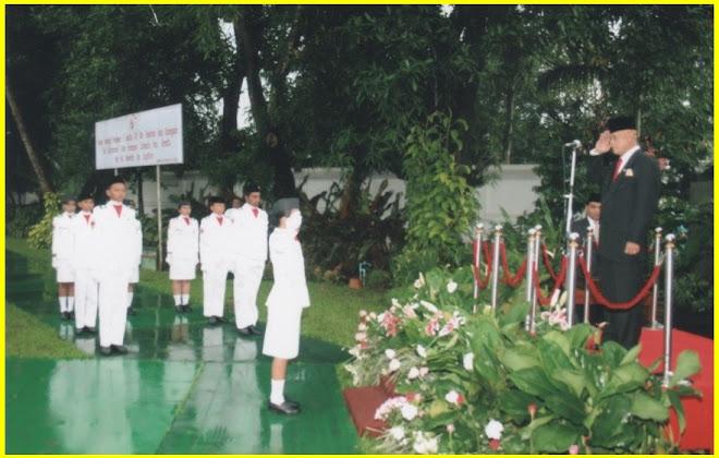 hut ri 17-8-2006 di kbri yangon