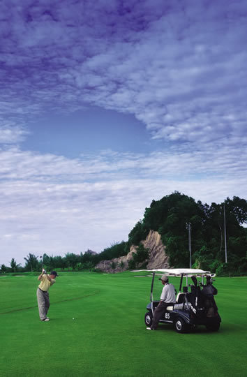 empire golf brunei 2003