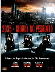 2035 – Cidade Do Pesadelo