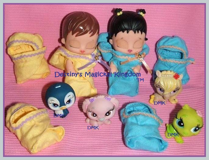 Bratz Angelz Babyz Secret Suprise Babies