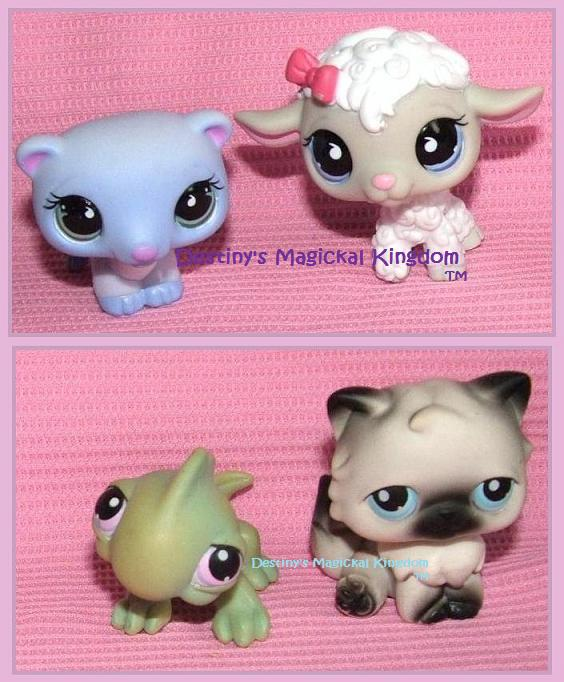 More LPS Pets For My Mini Babies