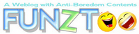 A Weblog With Anti-Boredom Contents Updated daily