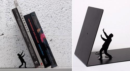 Creative And Unique Bookends Design Amazing Pictures