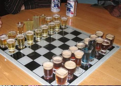 Beer Chess i