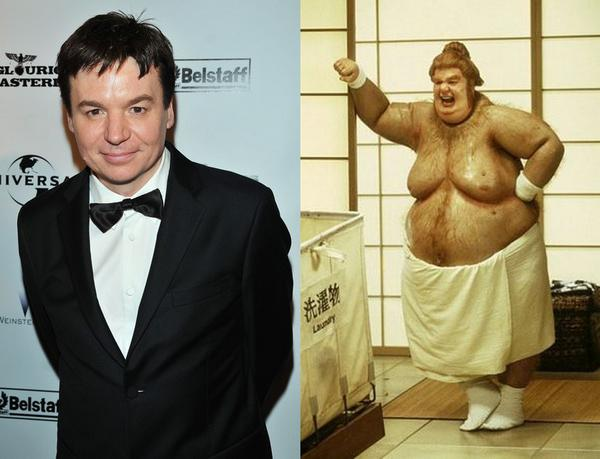 Mike Myers - Austin Powers in Goldmember