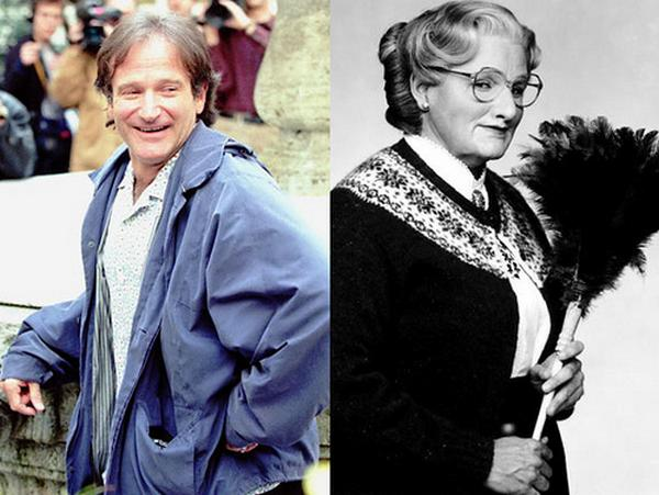 Robin Williams - Mrs. Doubtfire