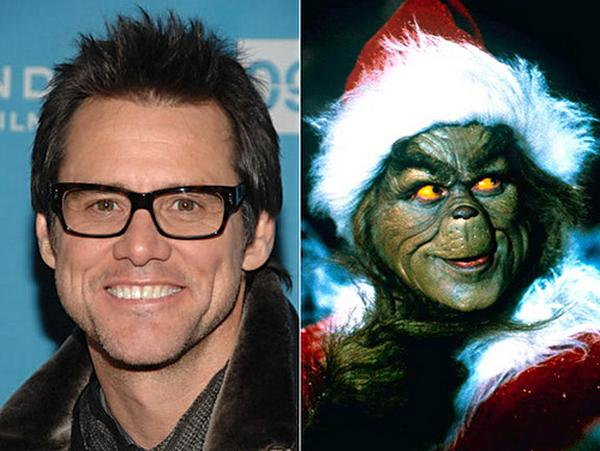 Jim Carrey - How the Grinch Stole Christmas
