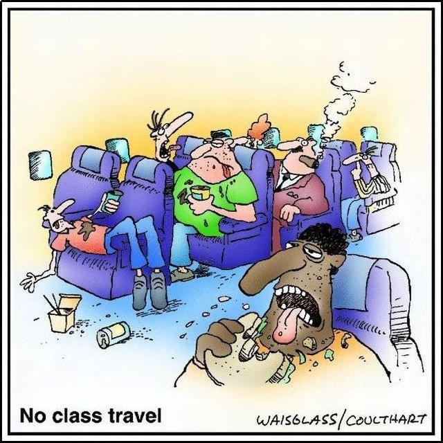 No Class Travel