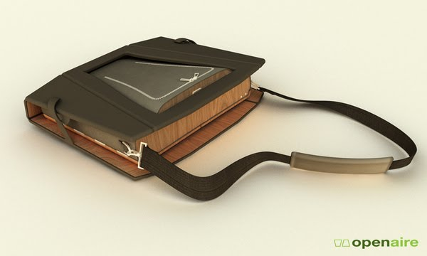 Openaire - Innovative Laptop Case  Workstation4