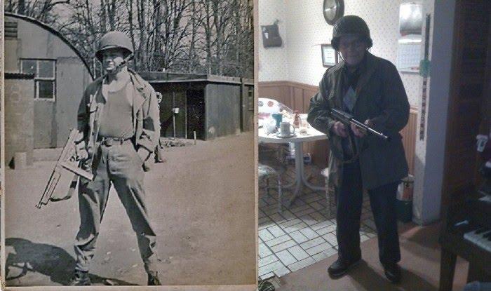 My Grandpa, Badass then - Badass Now