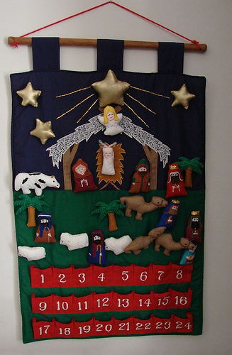 ENGLISH FOR TEACHING: On line Advent calendars