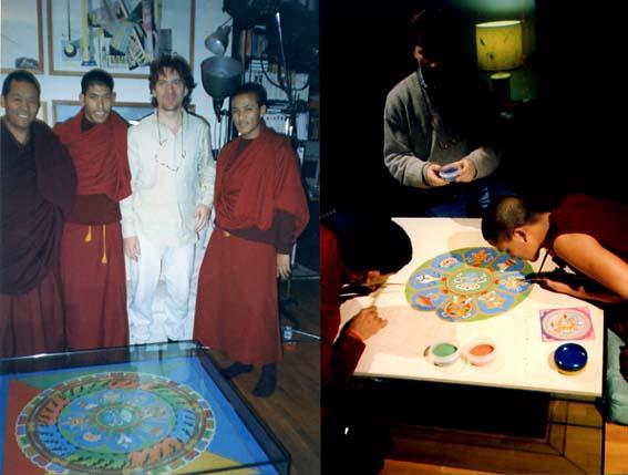 """Conferenza """"il Mandala e L'Arte nel Tibet"""""""
