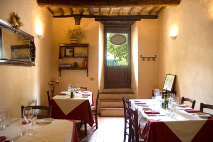 Mangiare in val d 39 orcia - Osteria del leone bagno vignoni ...