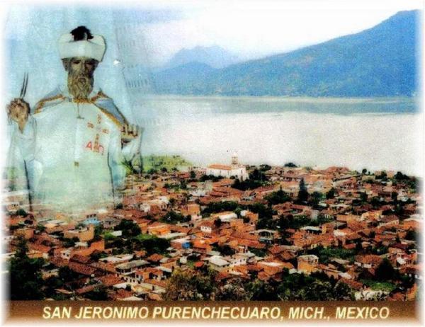 San Jerónimo Purenchécuaro, Michoacán, México