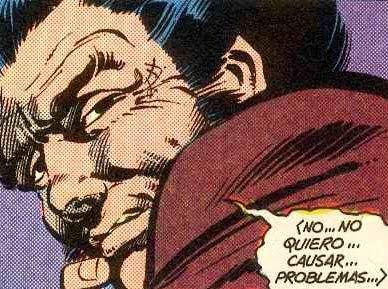 Wolverine con piel de cordero