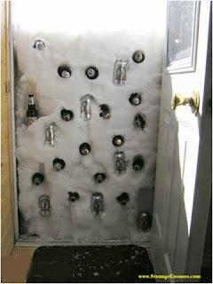 la ola de frio llega a la puerta de casa