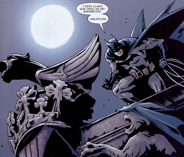 Batman en Barcelona