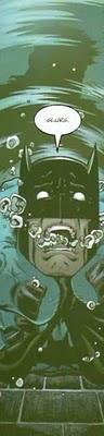 Batman en lo que podría ser su último trago
