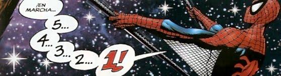 Spiderman y sus peculiares sistemas de propulsión