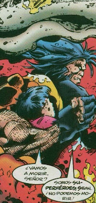 Wolverine contra la muerte
