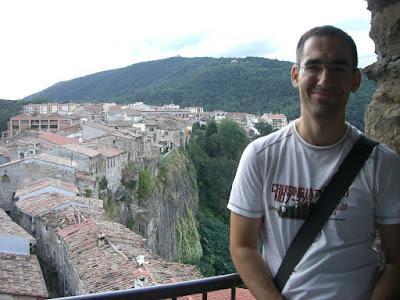 Castellfolit de la Roca in La Garrotxa