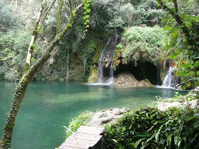 Gorge of Moli de Murris in La Garrotxa