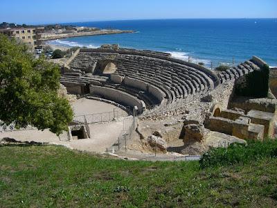 Roman Amfitheater in Tarragona