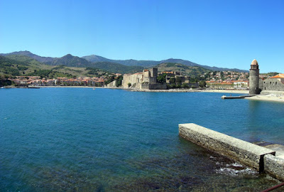 Church and the Royal Castle of Collioure