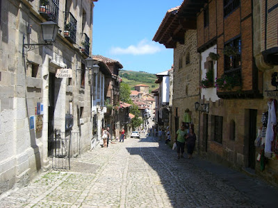 Main Street of Santillana del Mar