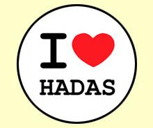 I LOVE HADAS