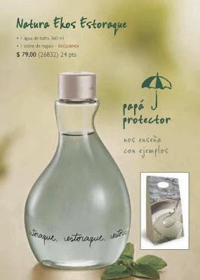 estoraque natura día del padre promoción perfume colonia agua