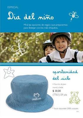 sombrerito bebé