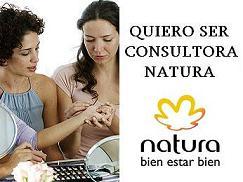 Querés ser consultora de Natura Cosméticos? Hacé click en la imagen.