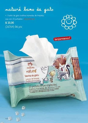 toallitas bebes niños Productos Natura