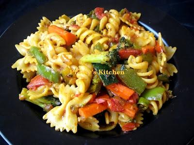 Pasta party recipes