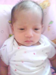 amanda 1 month