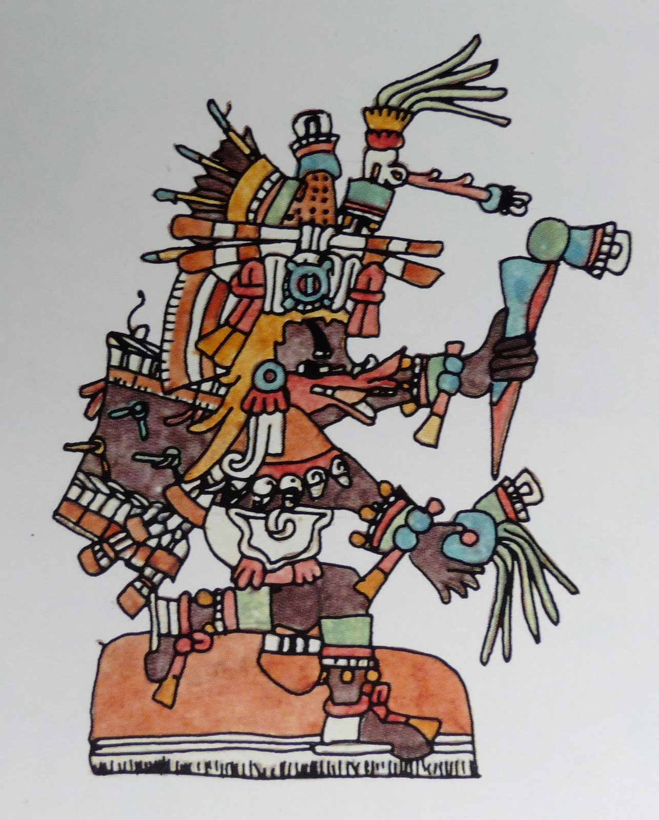 aztec indians essay