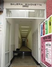 A Mostra Tudo! rolava na charmosa Galeria Simonetta, na Rua Augusta, Agora virou concept store!