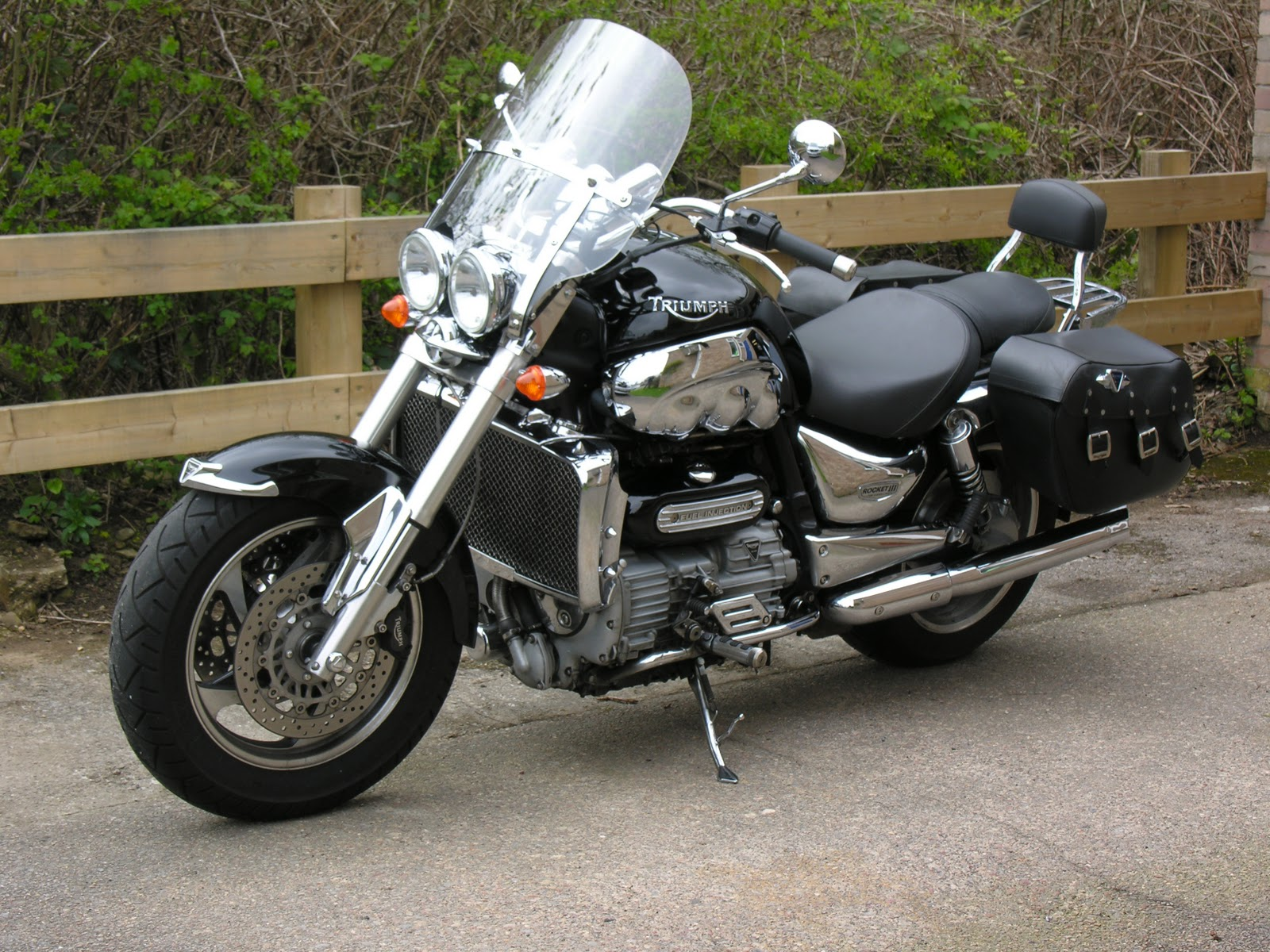 triumph rocket iii motorcycle - photo #28
