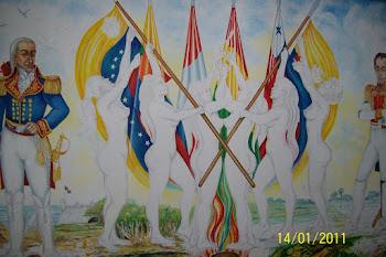 Salón de las Banderas