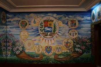 Salón Homenaje A Francisco de Miranda