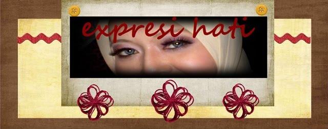 expresi hati