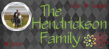 The Hendrickson Family
