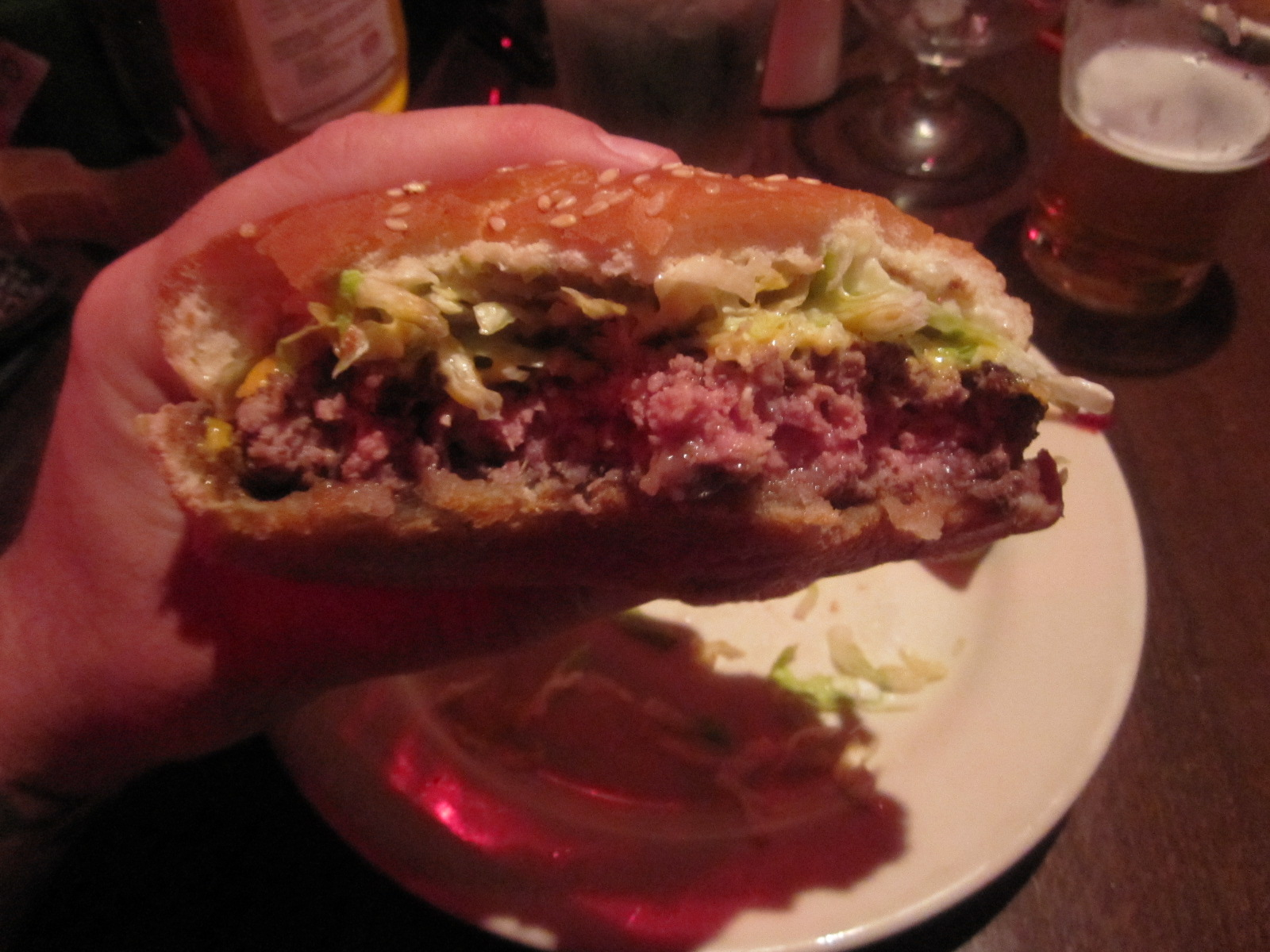 Redcoat Tavern – Feeding My Detroit Army | Burger Conquest