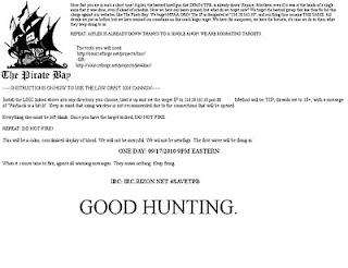 4chan DDoS Attack Announcement